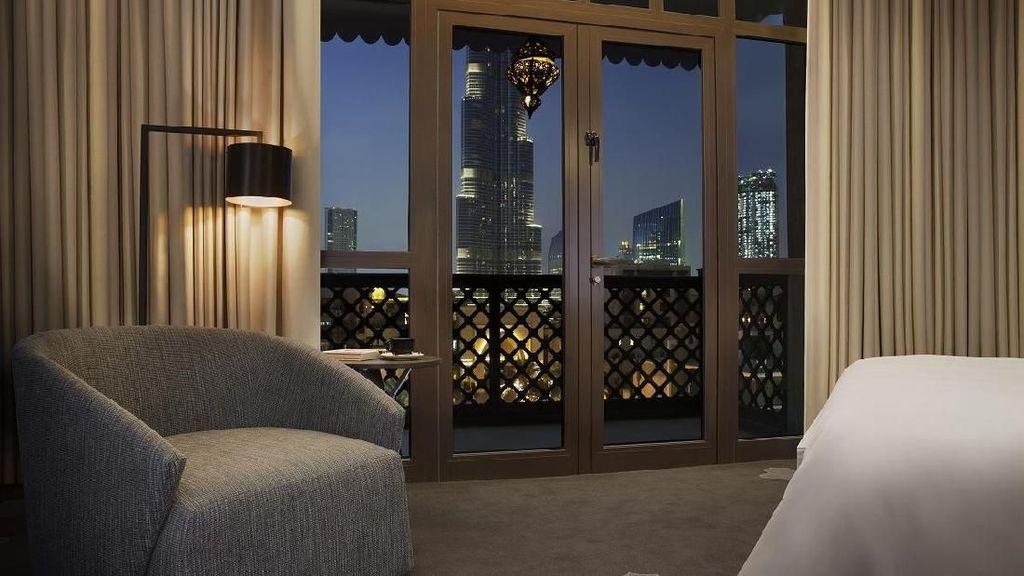 Foto: Pemandangan Terbaik dari 5 Kamar Mewah di Dubai