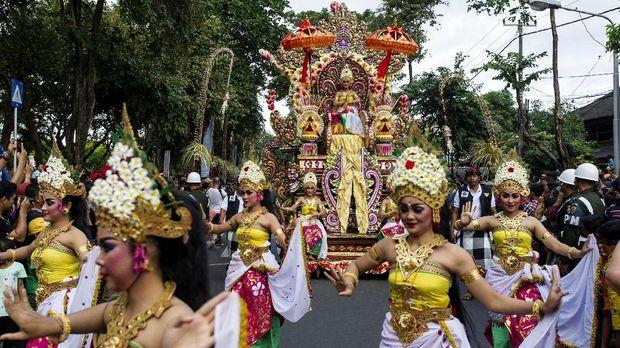 Bali menjadi salah satu daerah yang dikunjungi Kim Daeng di Indonesia.