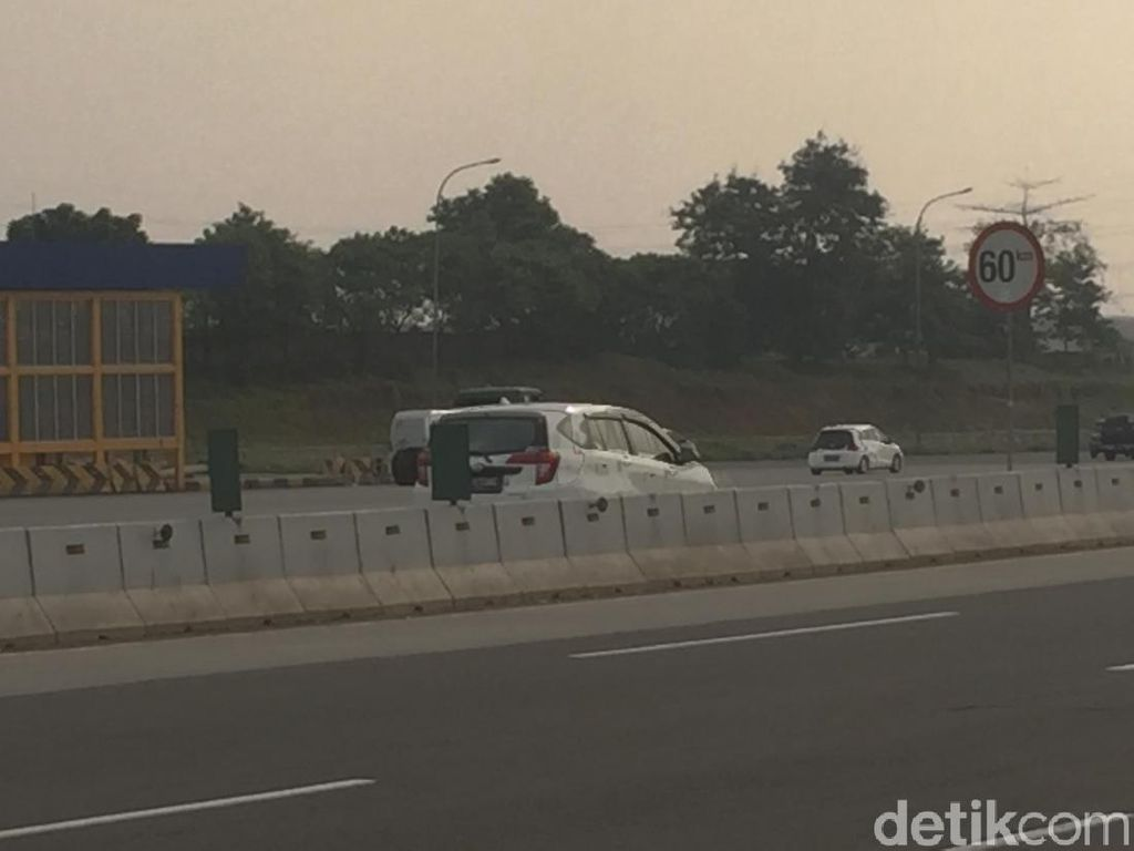 Arus Balik di Tol, Cikarang Utama Arah Jakarta Lancar Jaya