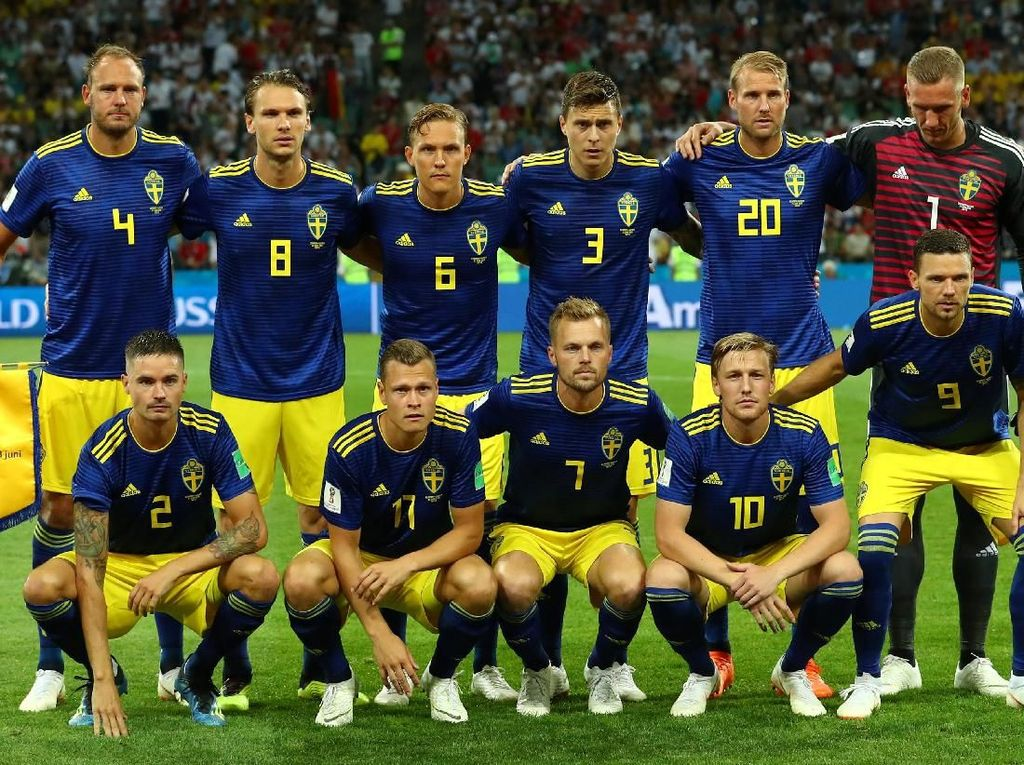 Menerawang Masa Depan Swedia setelah Move on dari Ibrahimovic