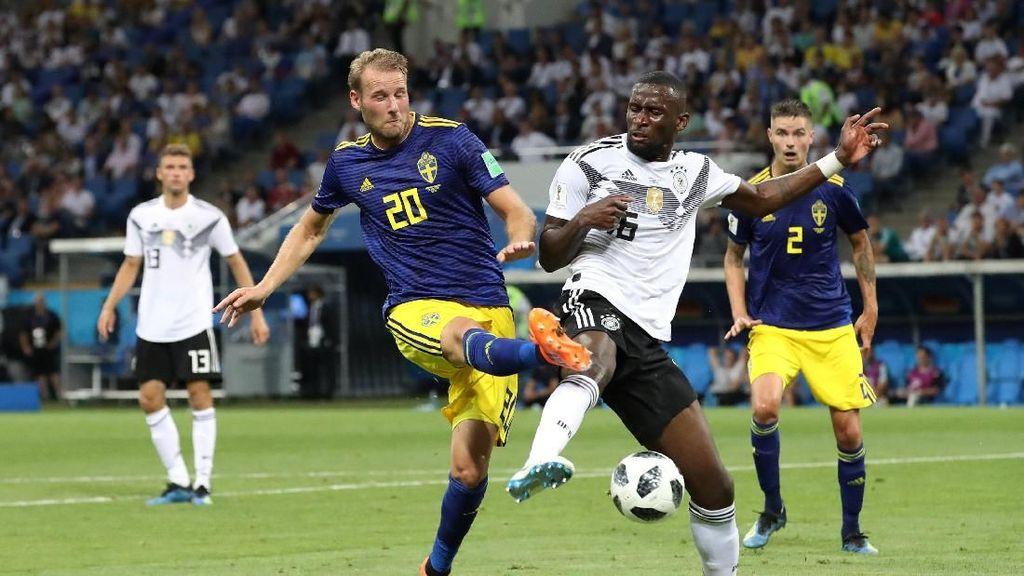 Video Highlights Babak I Jerman Vs Swedia