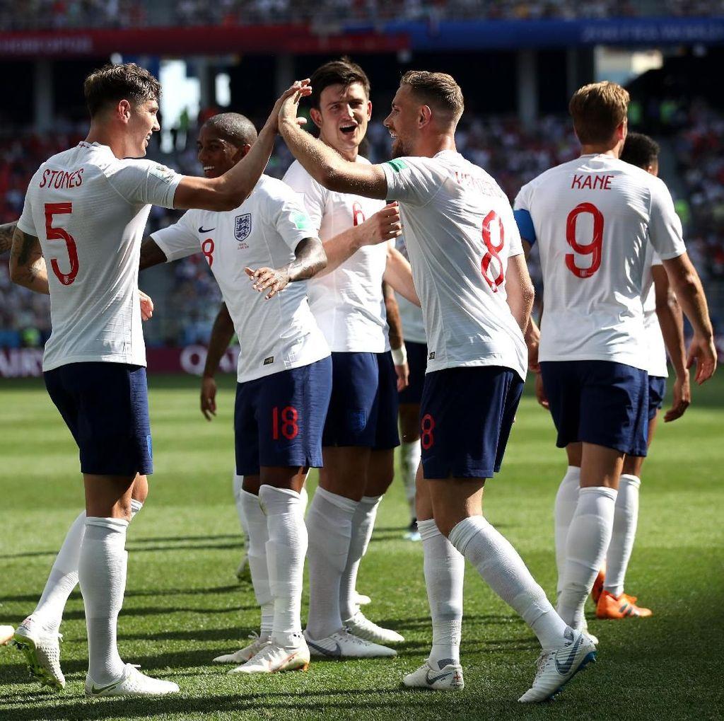 Beda Skuat Inggris Zaman Now dengan Eranya Rio Ferdinand