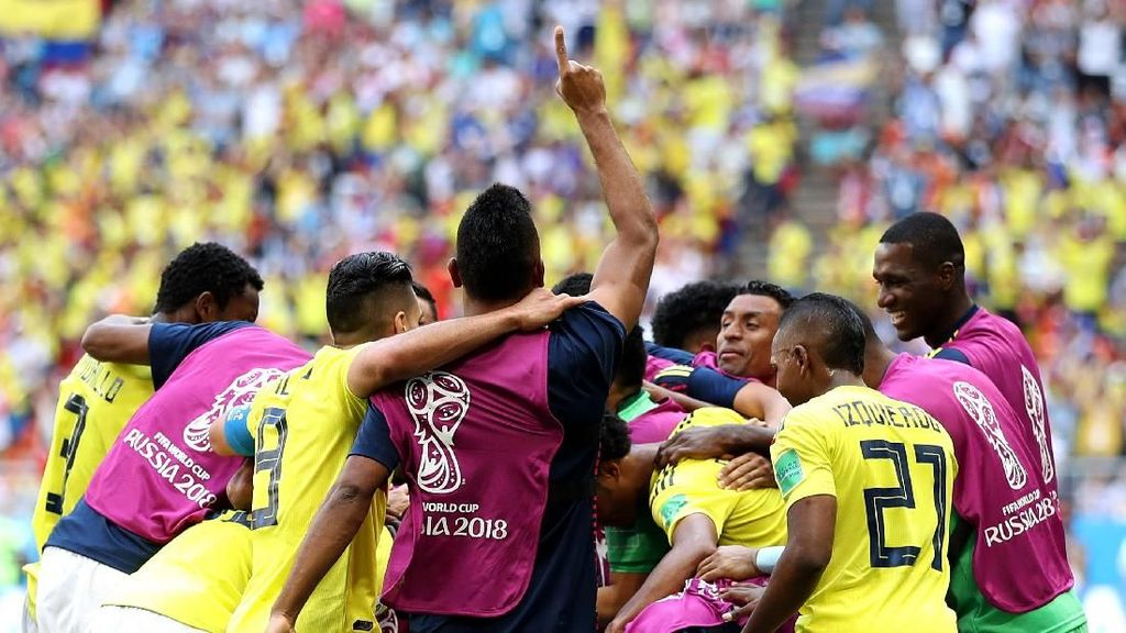 Prediksi Polandia vs Kolombia: Kolombia Sedikit Lebih Diunggulkan
