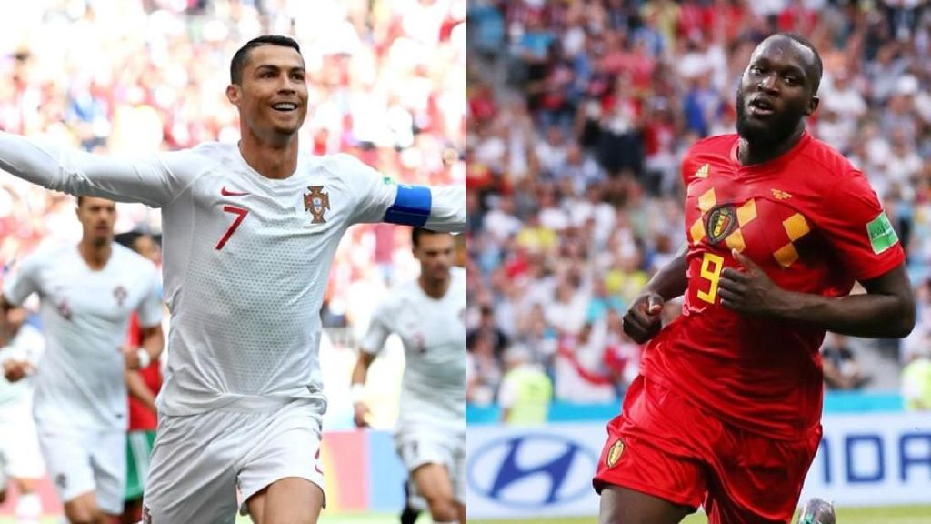 Ronaldo dan Lukaku Bersanding Pimpin Topskor Sementara Piala Dunia 2018