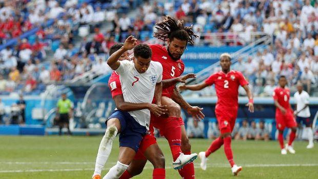 Dua Kali Penalti, Kane Bawa Inggris Ungguli Panama 5-0