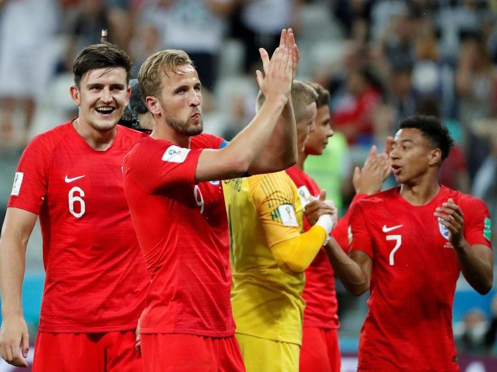 Prediksi Inggris vs Panama: Menunggu (Lagi) Gol Harry Kane