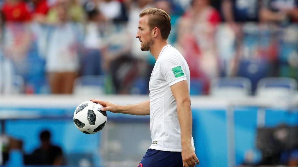 Harry Kane Pimpin Daftar Top Skor Piala Dunia 2018, Lewati Ronaldo dan Lukaku