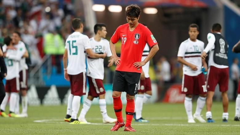 Hasil Pertandingan Piala Dunia 2018: Korsel vs Meksiko Skor 1-2