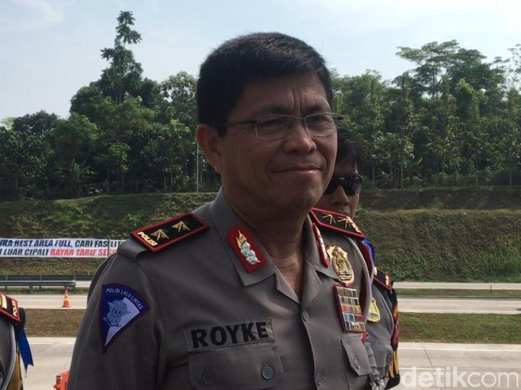 Arus Balik Hari Ini Dipadati Pemudik dari Bandung