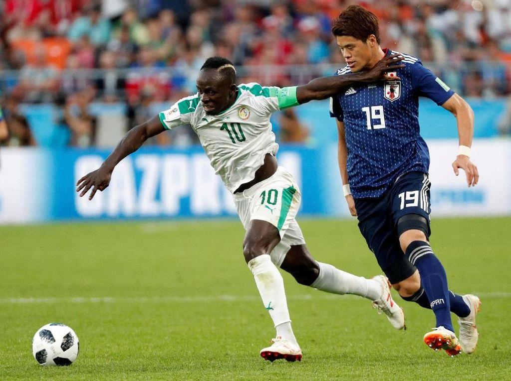 Mane: Andai Senegal Tak Sepelekan Jepang