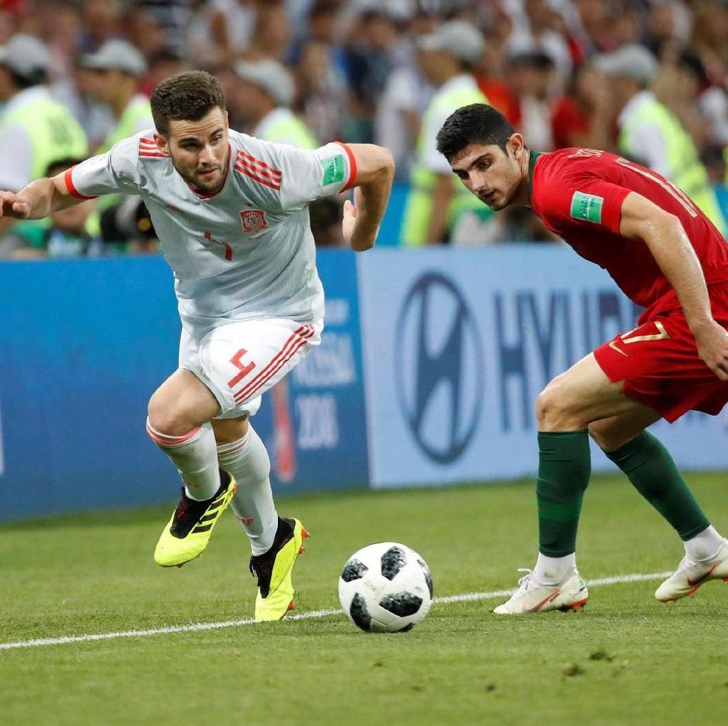 Skenario Grup B Piala Dunia 2018: Peluang Lolos Spanyol dan Portugal