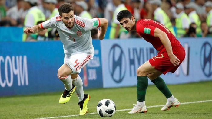 Berikut skenario lolos Spanyol dan Portugal ke 16 besar Piala Dunia 2018 (Foto: Francois Lenoir/Reuters)