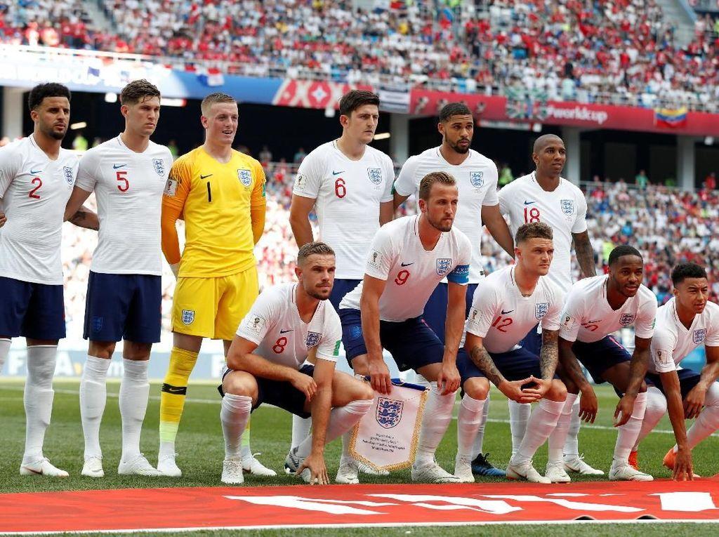 Tampil di Piala Dunia, Pemain Inggris Belanja Mobil Mewah