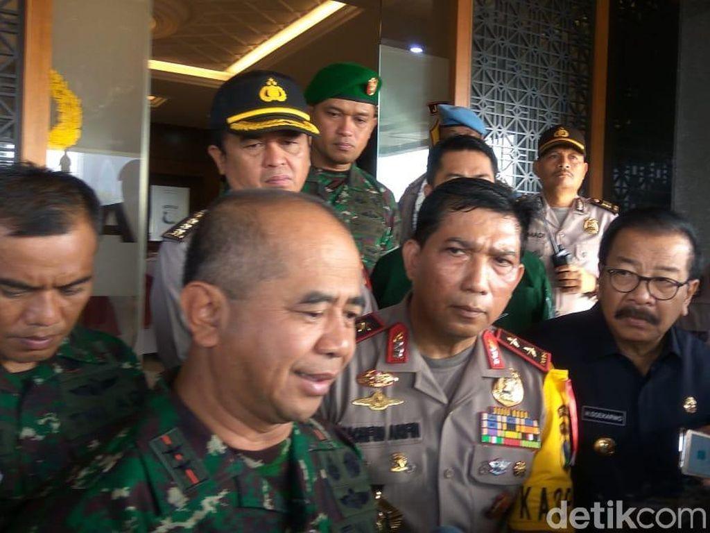 Bantu Amankan Pilkada, TNI Siagakan 12 Ribu Personel di Jawa Timur