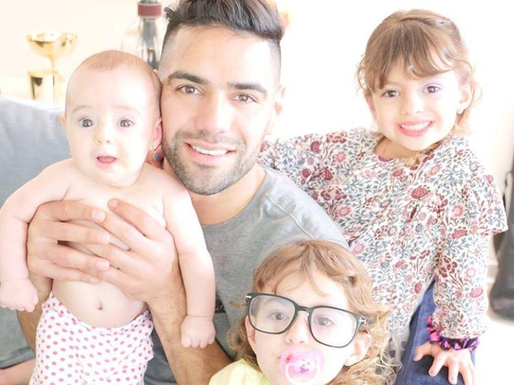 Falcao, Andalan Timnas Kolombia yang Juga Family Man
