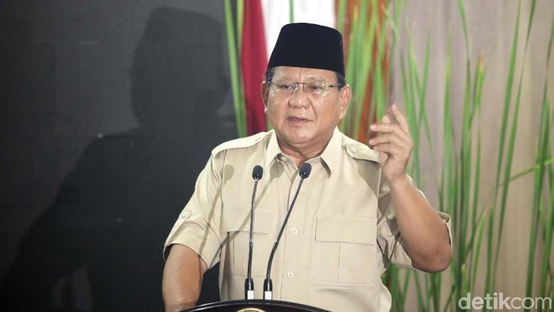 Galang Perjuangan Prabowo Targetkan Rp 10 Triliun, Uang dari Mana?