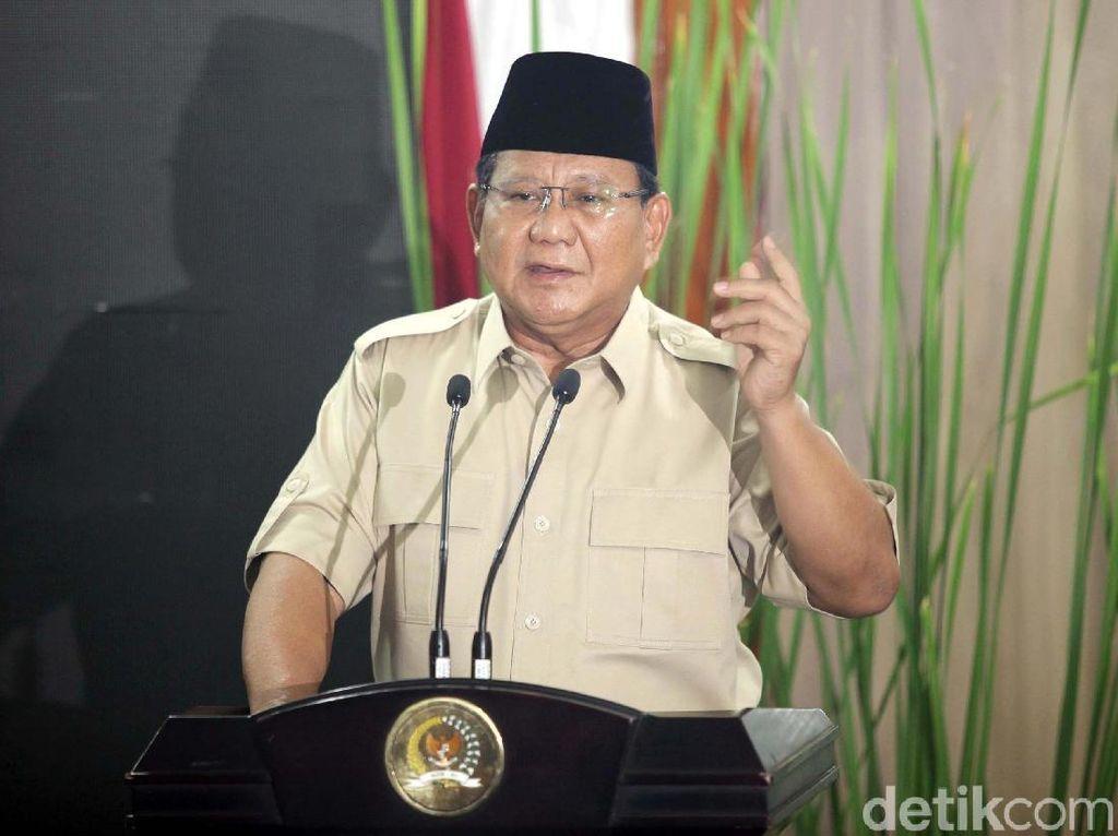 Bertemu Zulkifli Hasan, Prabowo: Kita Update Komunikasi