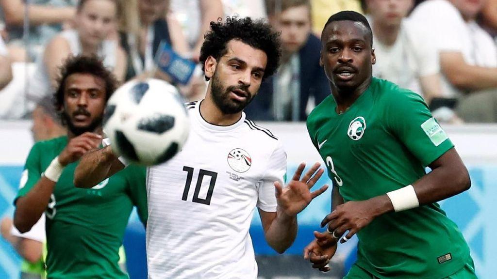 Video Highlights Babak I Arab Saudi VS Mesir
