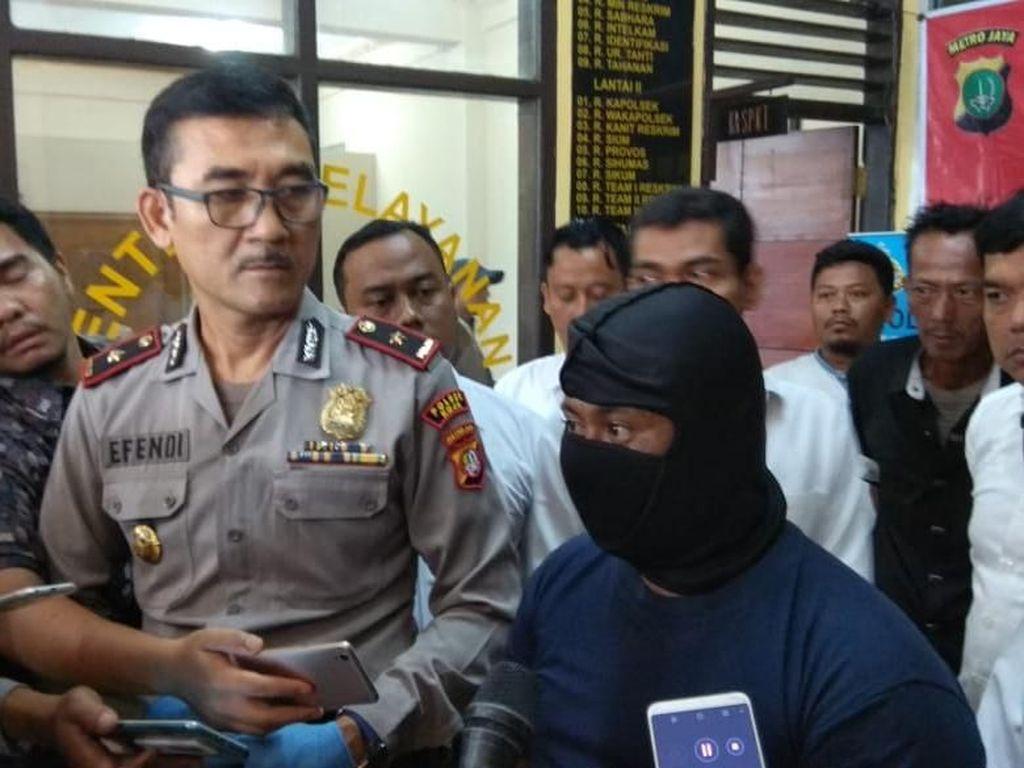 Polisi Terus Buru 2 Pelaku Penodongan dalam Angkot di Jakut