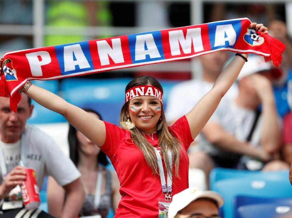 Panama: Gol Pertama di Piala Dunia, Tersingkir tapi Tetap Ceria