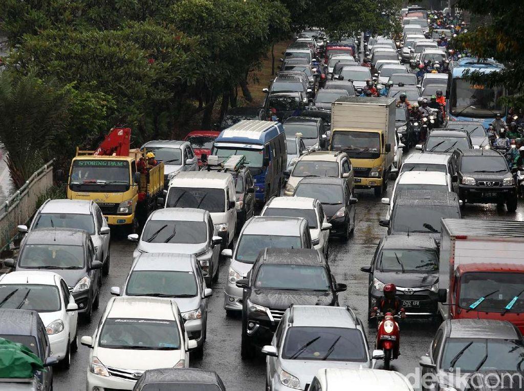 Jakarta Kota Termacet Ke-10, Dari Mana Datanya?