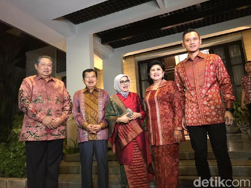 Golkar: JK Loyal ke Jokowi