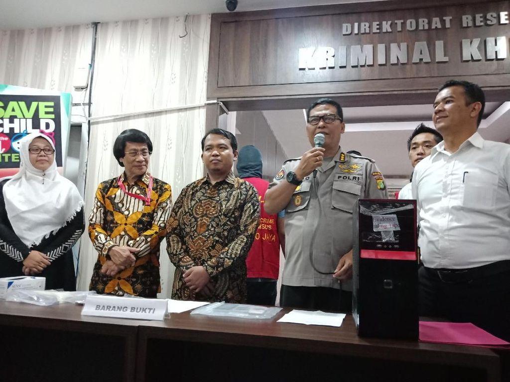 Polisi: 3 Tersangka Baru di Kasus Loly Candys Bentuk Grup Baru