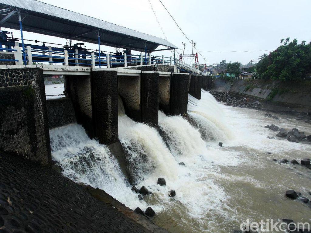 Kampung Melayu Sempat Banjir, Bendungan Katulampa Normal