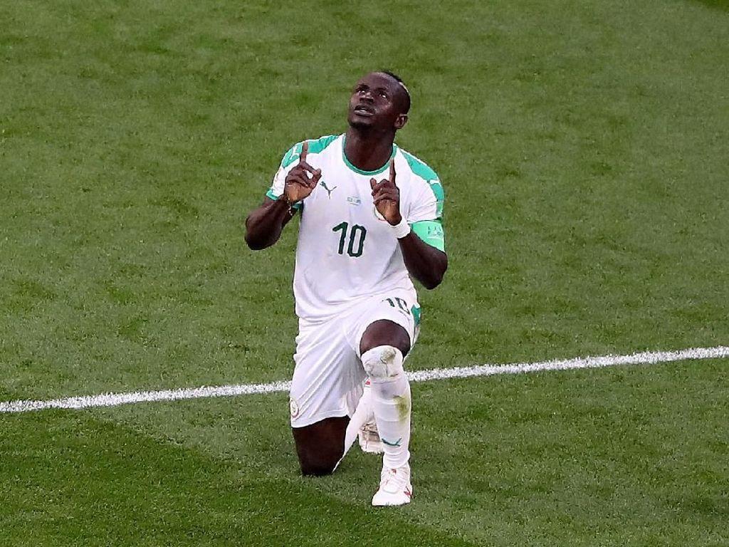 Jual Beli Serangan, Jepang vs Senegal Berakhir Imbang