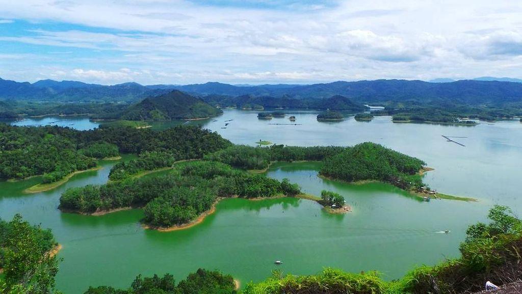 Foto: Raja Ampat Mini dari Riau