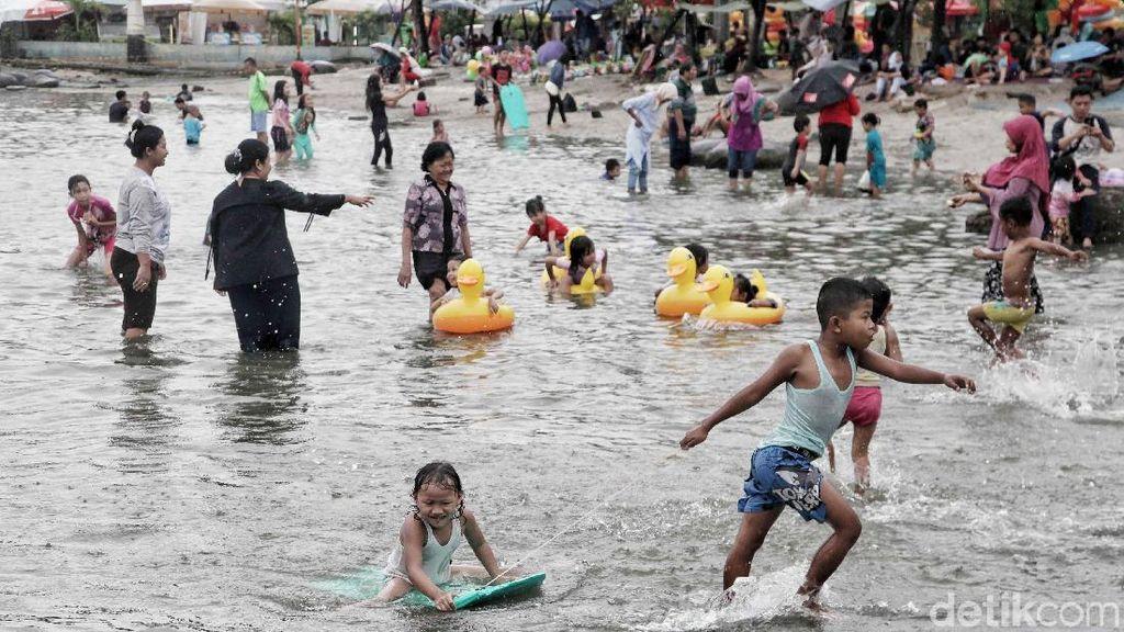 Rayakan HUT DKI Jakarta, Tiket Masuk Ancol Gratis