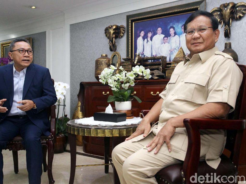 Serangan Prabowo dan Melejitnya Suara Sudrajat hingga Sudirman