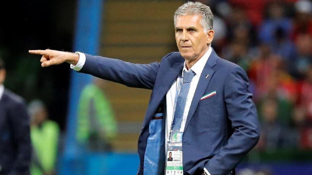 Pelatih Iran: Pemain Portugal Seperti Binatang