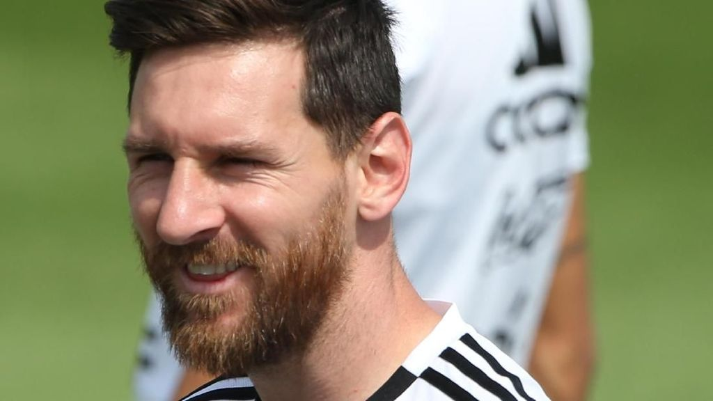 Video: Nigeria akan Jadikan Rusia Piala Dunia Terakhir Messi