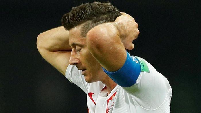 Robert Lewandowski ditelpon langsung pelatih Bayern Munich Niko Kovac untuk mau bertahan. (Foto: John Sibley/Reuters)