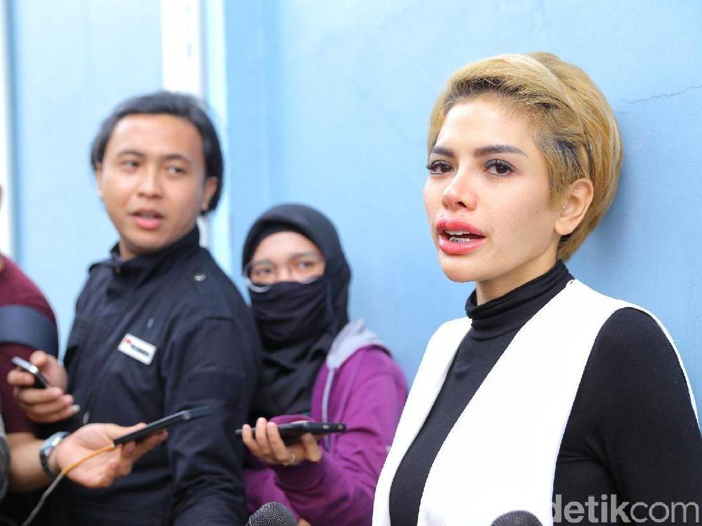 Nikita Mirzani Bantah Tak Kumpul saat Lebaran dengan Keluarga Dipo Latief