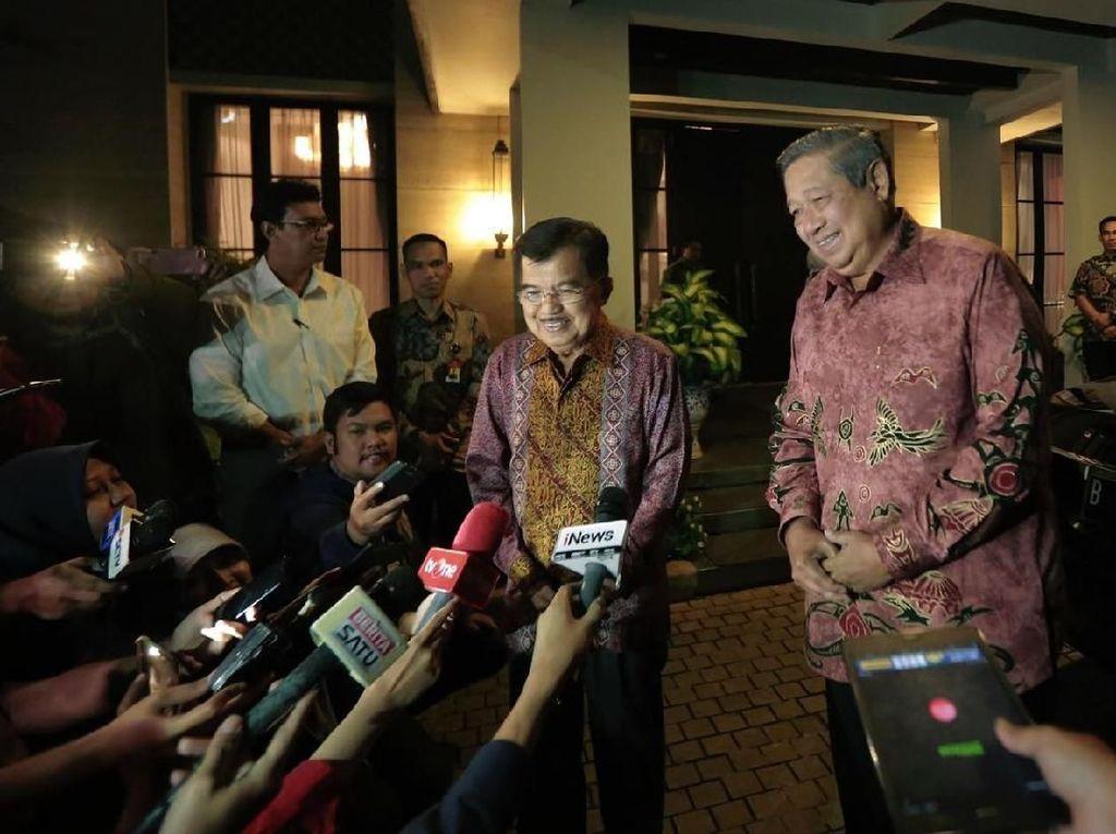 Wacanakan Duet JK-AHY, Demokrat Ingin Ulang Kejayaan SBY-JK
