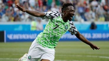 Kata Kolektor soal Populernya Jersey Nigeria di Piala Dunia 2018