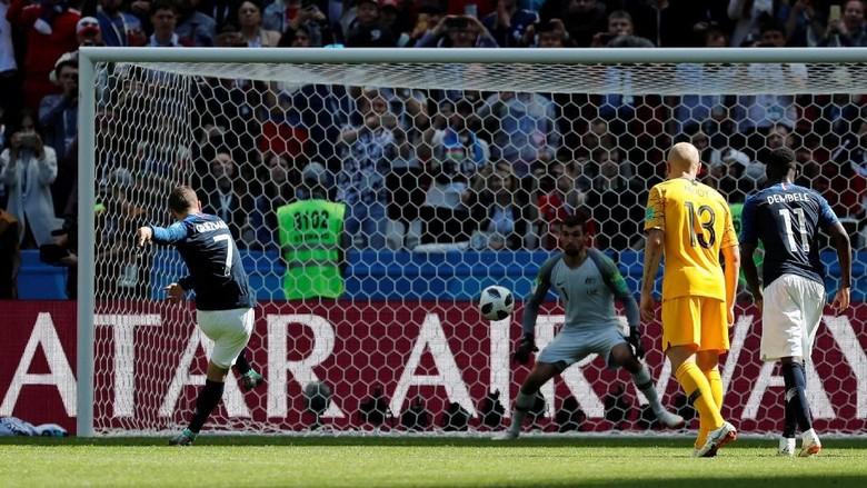 16 Tendangan Penalti di Piala Dunia 2018 Sejauh Ini