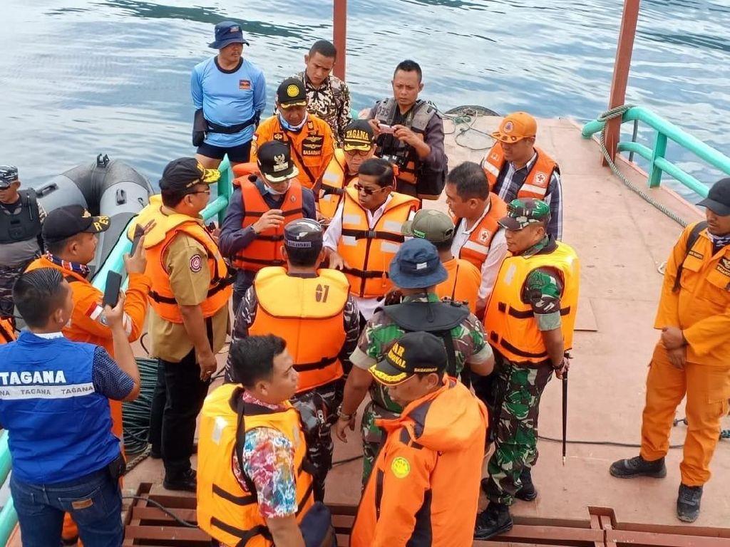 KM Sinar Bangun Berkapasitas 40 Orang tapi Bawa 200 Penumpang