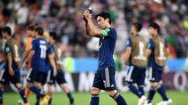 Rahasia Kapten Timnas Jepang Makoto Hasebe Tetap Kalem di Piala Dunia 2018