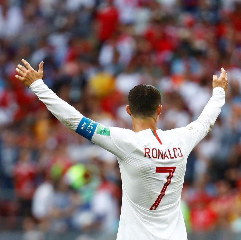 Ronaldo Akan Jadi Mesin Uang Juventus
