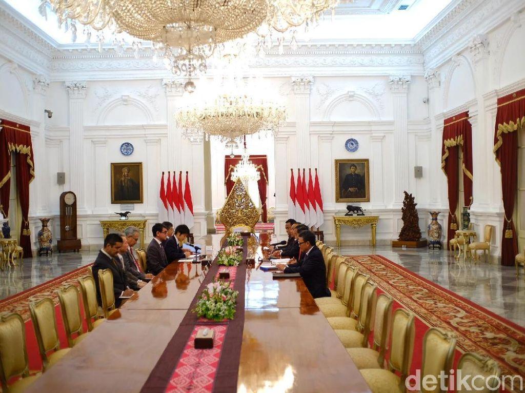 Didukung Jadi Anggota DK PBB, Jokowi Berterimakasih ke Jepang