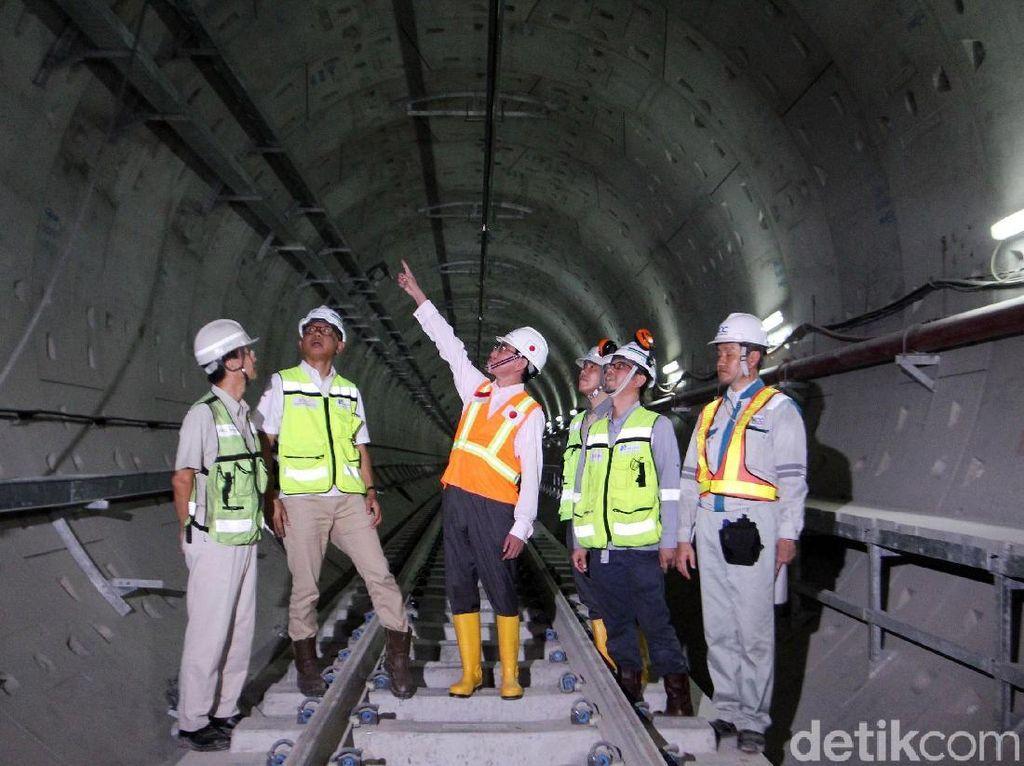 Pinjaman Rp 25,6 T untuk MRT Fase I dan II Diteken Bulan Depan