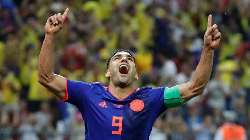 Falcao adalah Simbol Sepakbola Kolombia