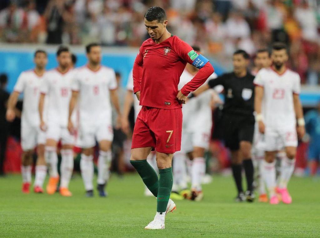 Video: Kalau Cuma Andalkan Ronaldo, Portugal Pasti Melongo