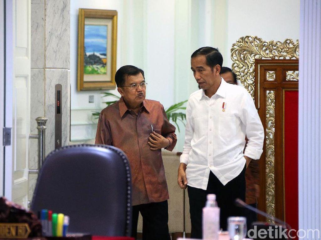 JK: Cawapres Jokowi Harus Tambah Suara 15% di Pilpres