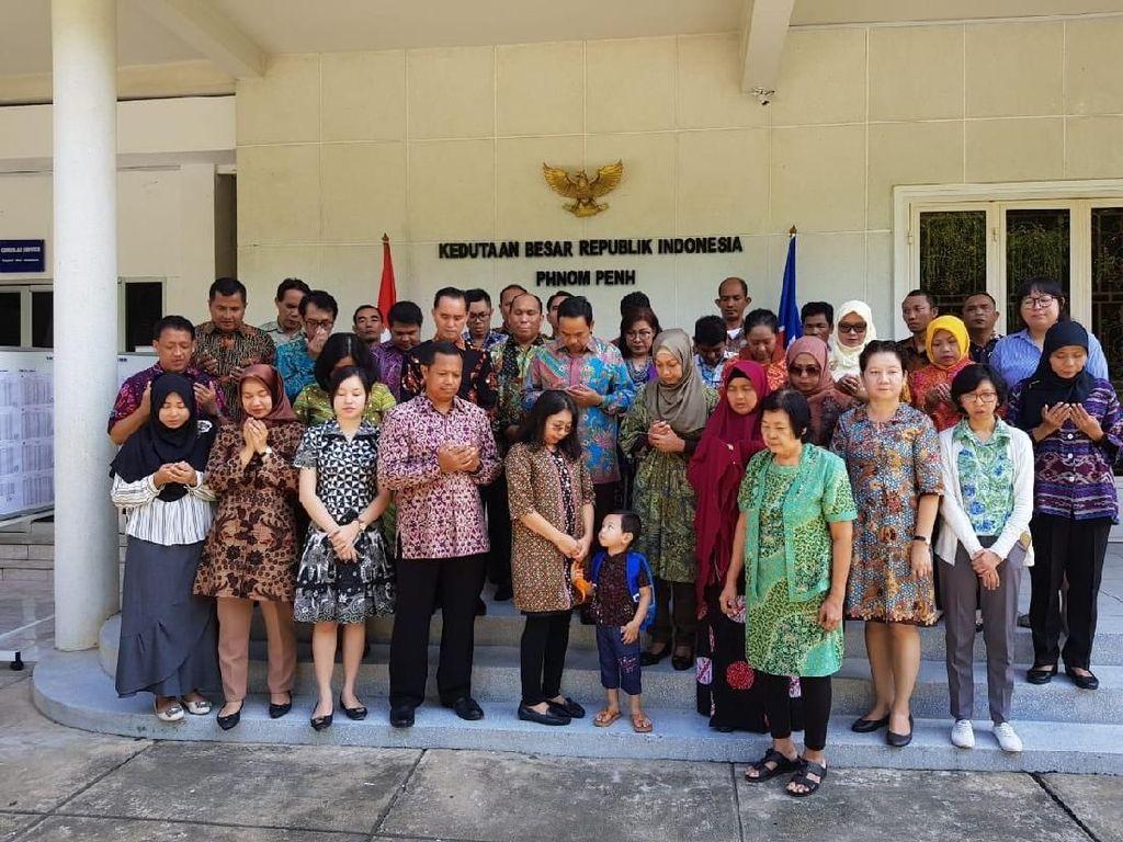 KBRI Gelar Doa Bersama untuk Pilkada Serentak di Indonesia