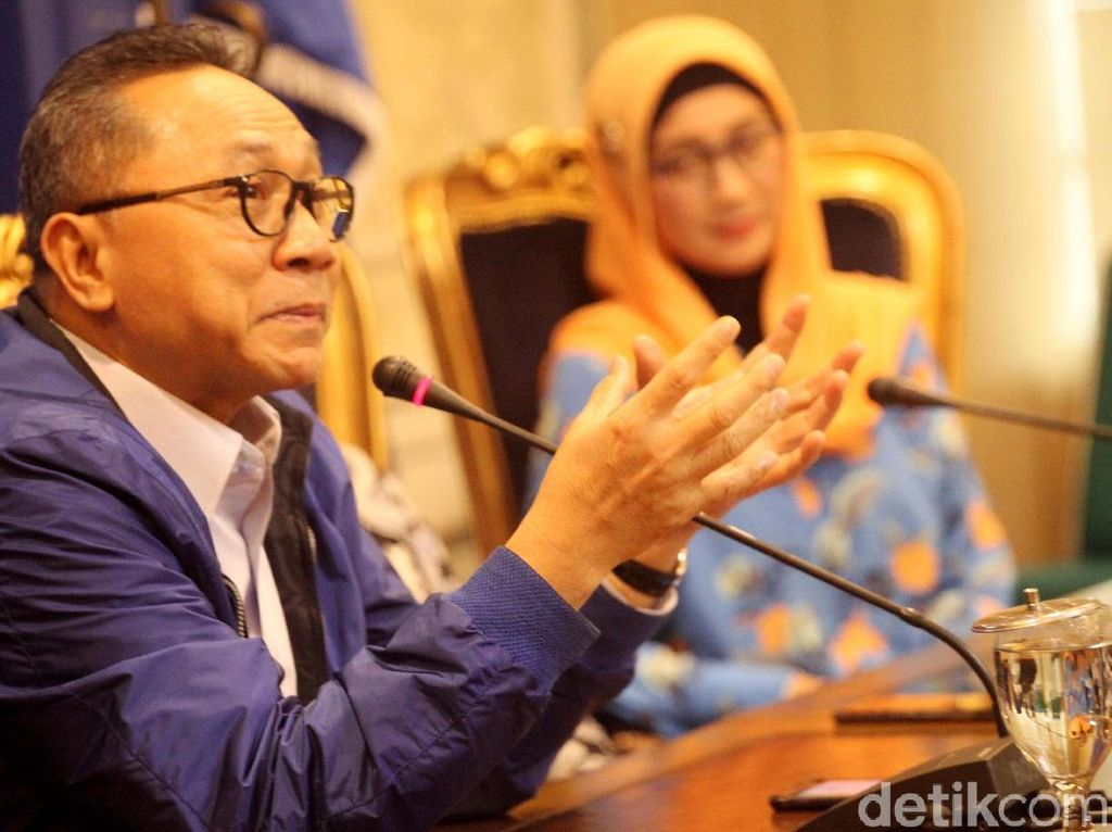 PAN: Surat Pengganti Taufik Dikirim ke DPR Senin Pekan Depan