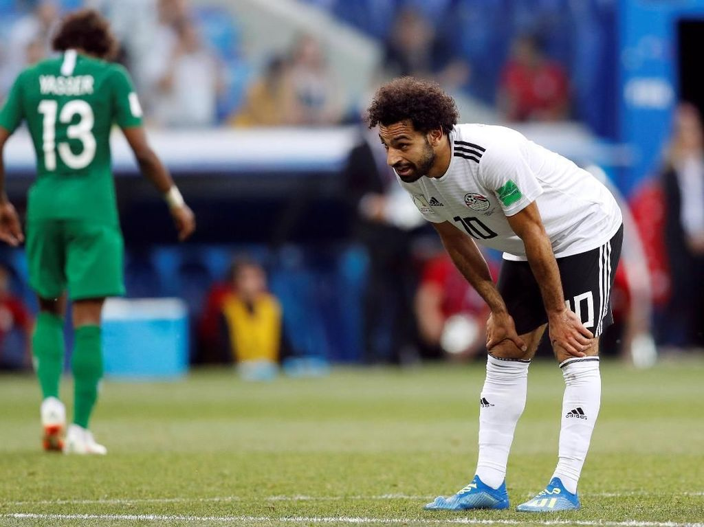 Arab Saudi Bikin Salah Tak Maksimal